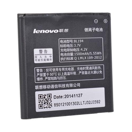 باتری تبلت لنوو LENOVO A520 A660 مدل BL-194 با ۶ ماه گارانتی اورجینال